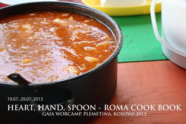 Roma cook book