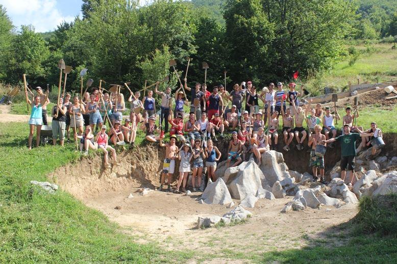 kuterevo volunteers
